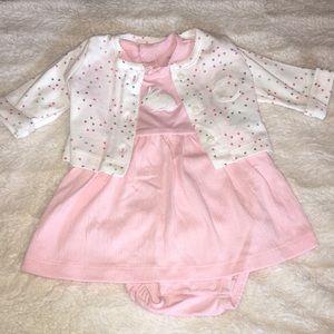 Baby Girl Bunny Dress